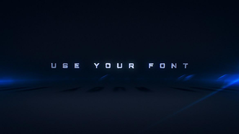 Cinematic Trailer Titles   Media Opener - 5