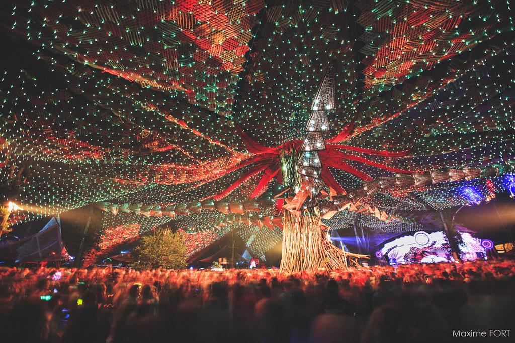 Hd Wallpaper Music 3d Ozora Festival 2017 Flickr