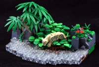 Lego Big Cats: Jaguar/Leopard | Personally one of the most ...