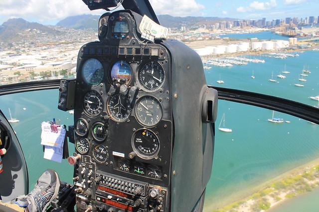 Oahu desde el aire