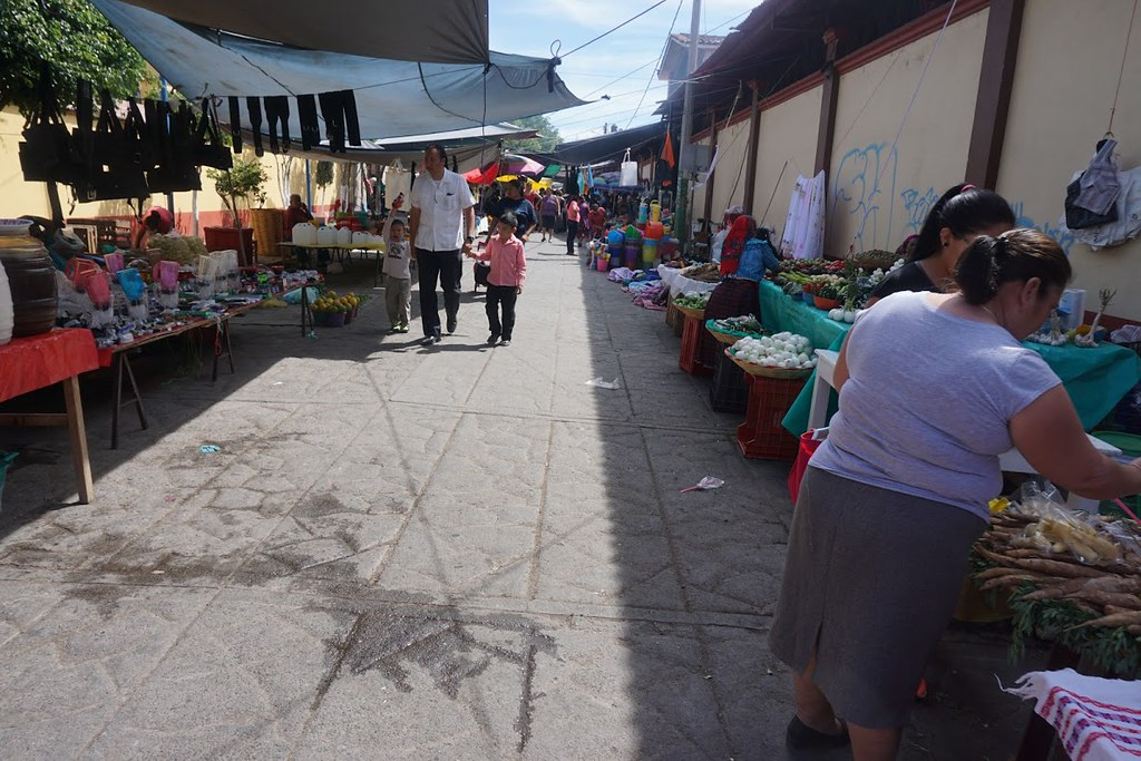 oaxaca mexico street market