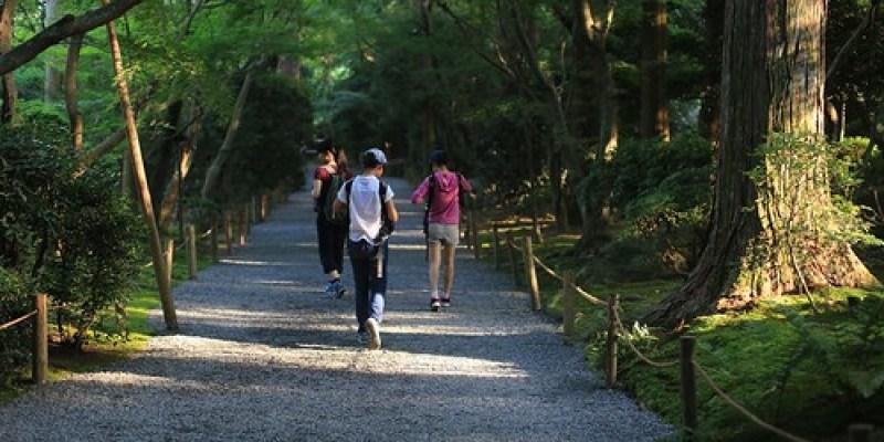 【2017日本京都七日訪】對日本京都的初認識