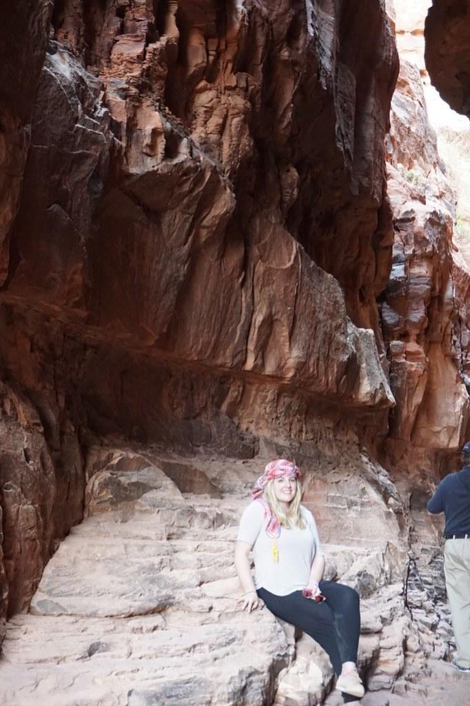 wadi rum cavern