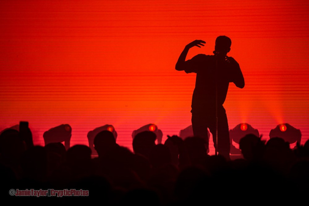 Vince Staples at Westward Music Festival at The Vogue Theatre in Vancouver, BC on September 16th 2017