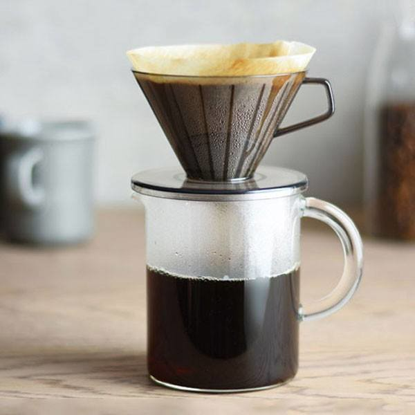 「完美的極簡線條」KINTO SLOW COFFEE STYLE SCS 咖啡下壺/分享壺(600ml) http… | Flickr
