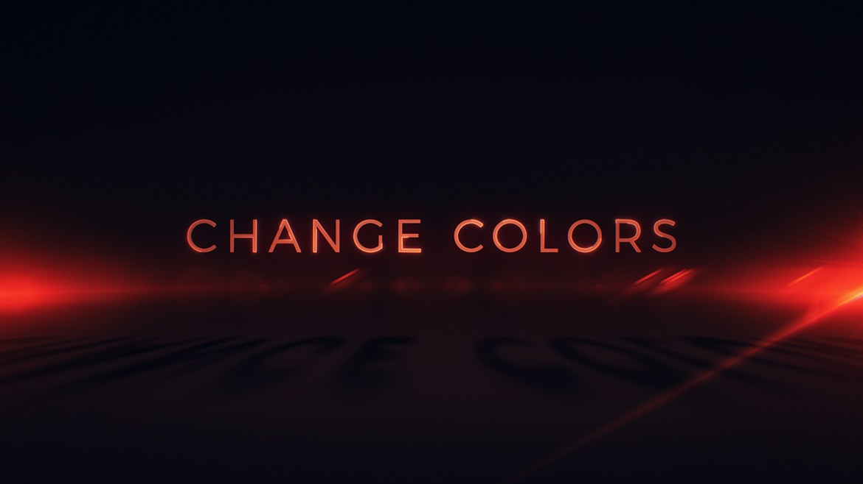 Cinematic Trailer Titles   Media Opener - 4