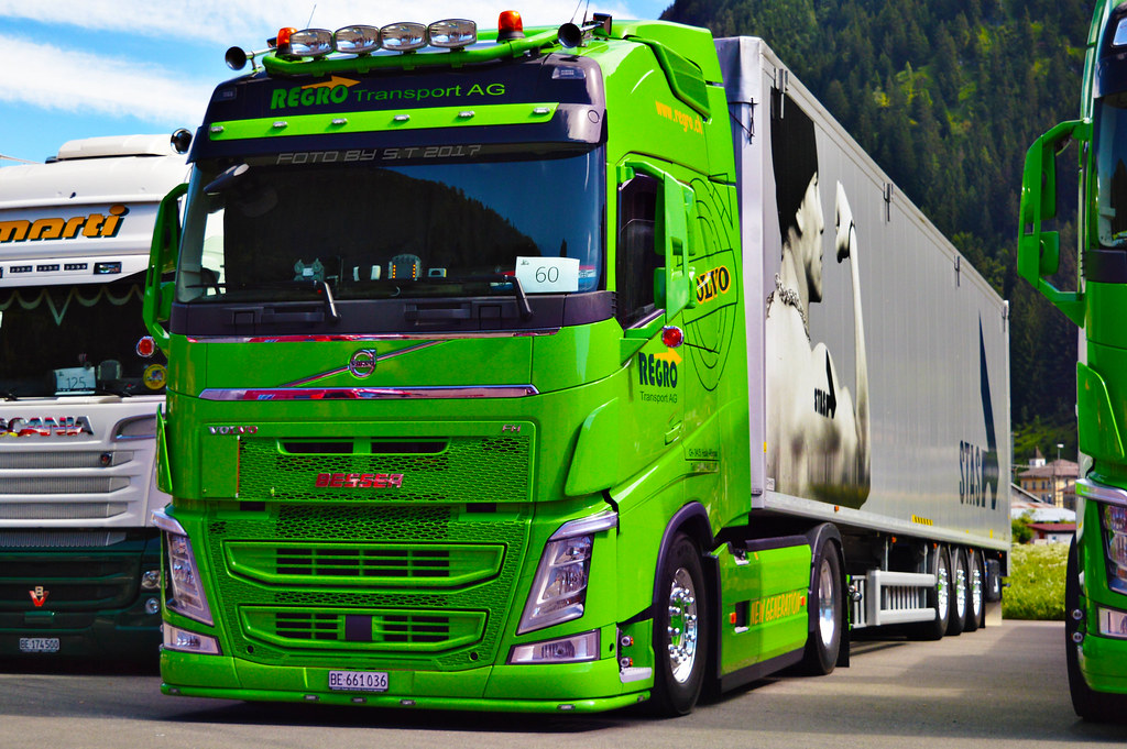 Volvo Fh4 Regro Transport  Private Profile Instagram
