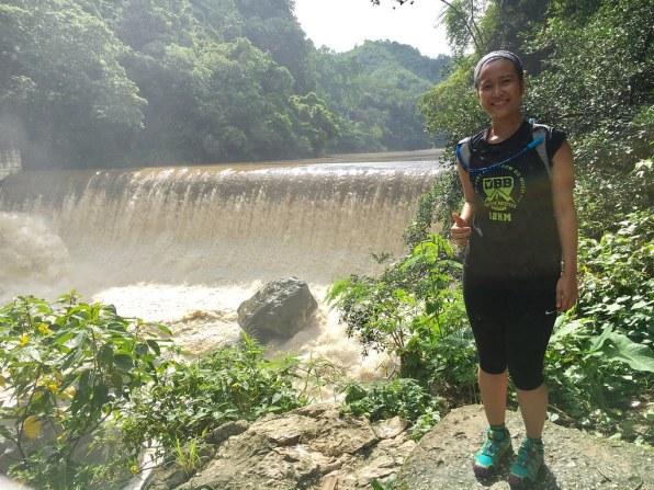 Princess at Wawa Dam