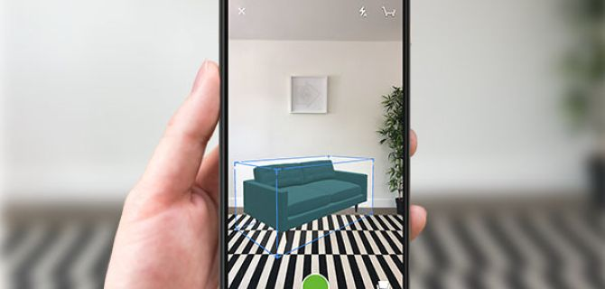 Houzz Previews ARCore-Enabled App on Stage with Google