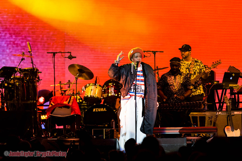 Lauryn Hill @ Pacific Coliseum in Vancouver, BC on October 11th 2017