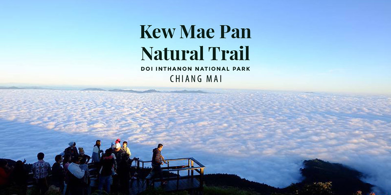Kew Mae Pan Natural Trail Chiang Mai