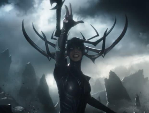 Hela, Thor Ragnarok