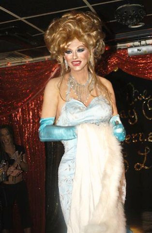 Alternative Miss London AquaBlue Gown  More years ago