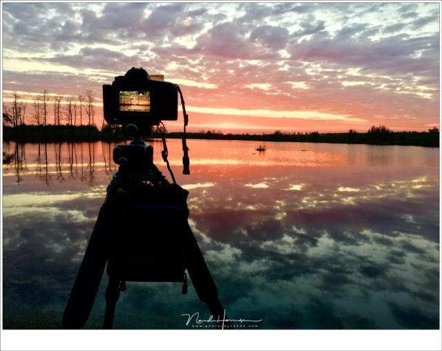 fotograferen op de vierkante meter, een lezing van Nando Harmsen