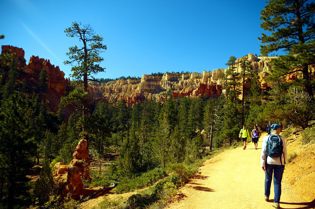 Navajo Loop Trail, Bryce Canyon National Park, October 7, 2015