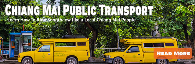 Link Chiang Mai Public Transport Songthaew