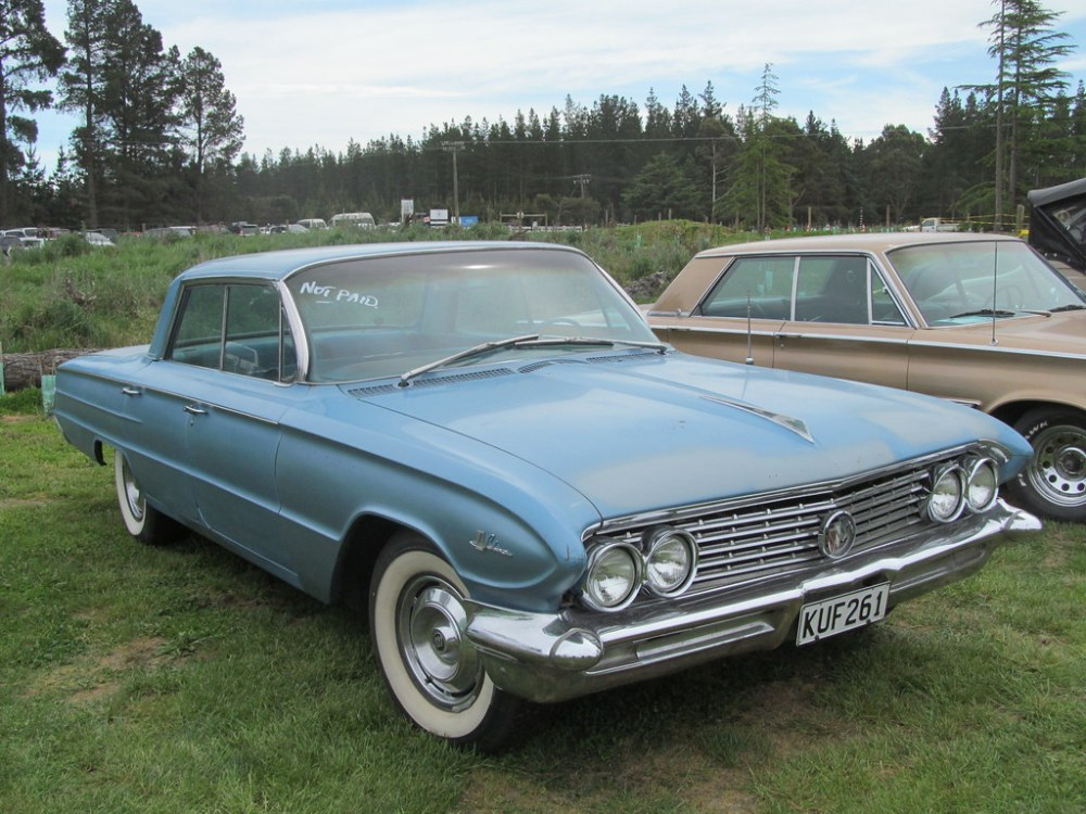 medium resolution of  1961 buick lesabre by nz car freak