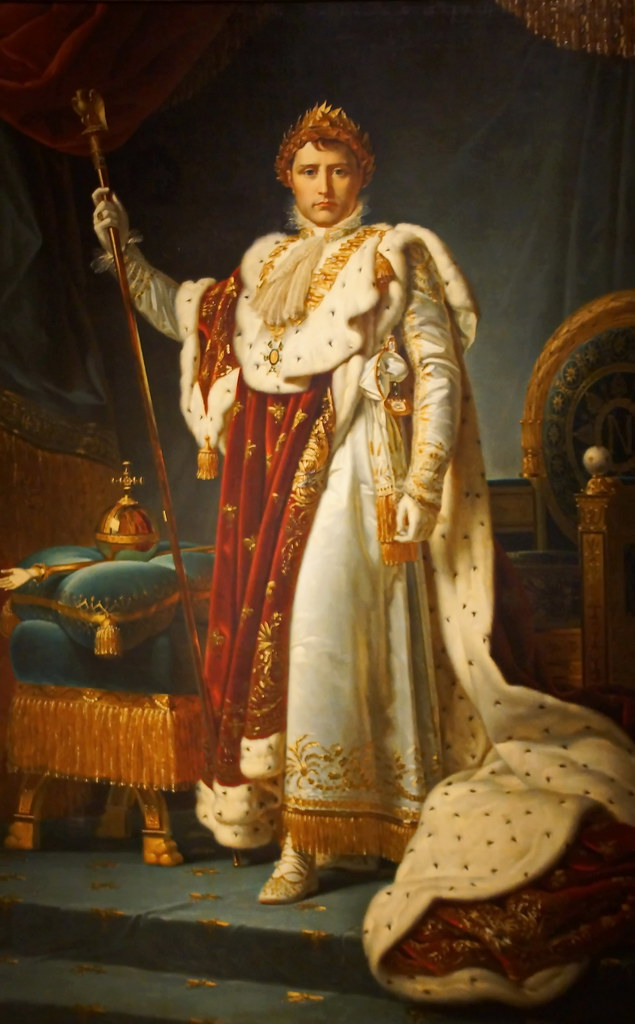 Rijksmuseum Amsterdam  Portrait of Emperor Napoleon 1