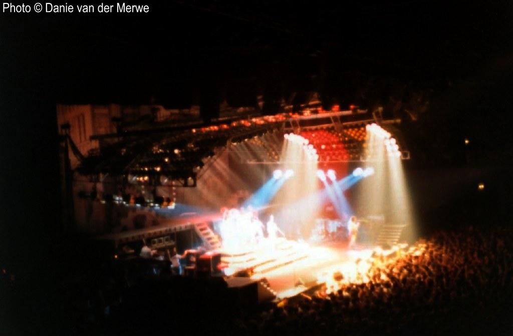 Queen live  Sun City  1984  Ottobre 1984  I Queen si esi  Flickr
