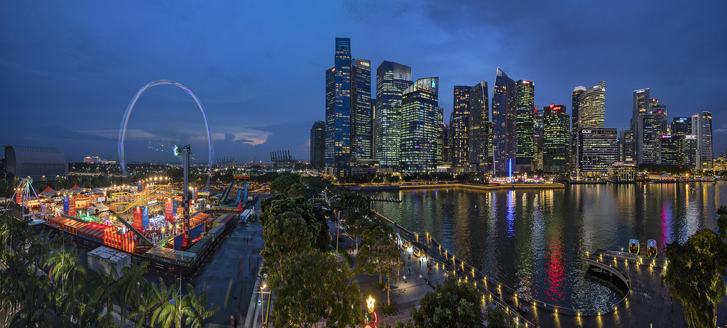 Image result for marina bay carnival