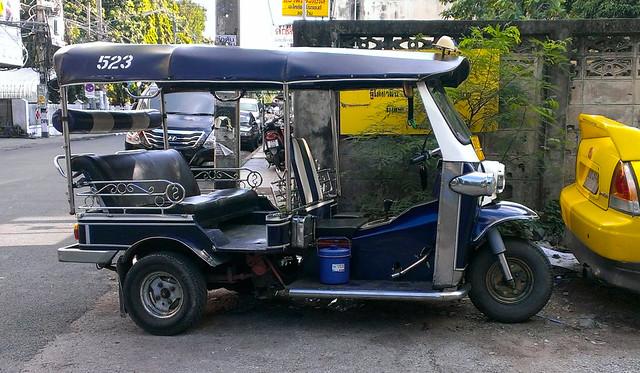 Tuk Tuk in Chiang Mai 1