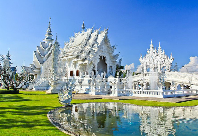 15 Facts About Chiang Mai - Wat Rong Khun