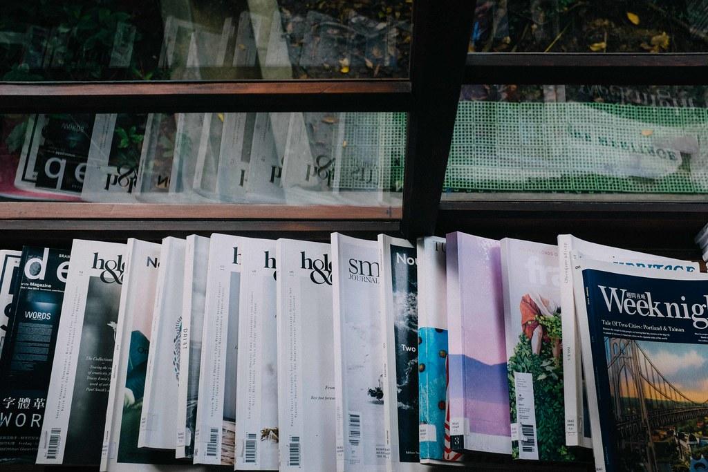 VVG Chapter ofrece libros y revistas en chino, inglés y japonés