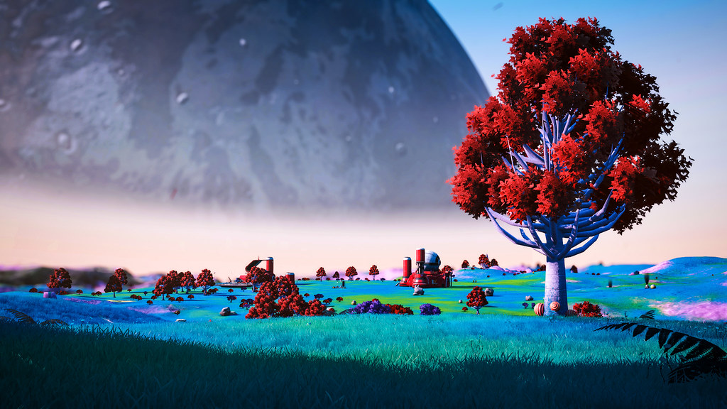 No Mans Sky  The Next Planet  Screenshots of the beauty