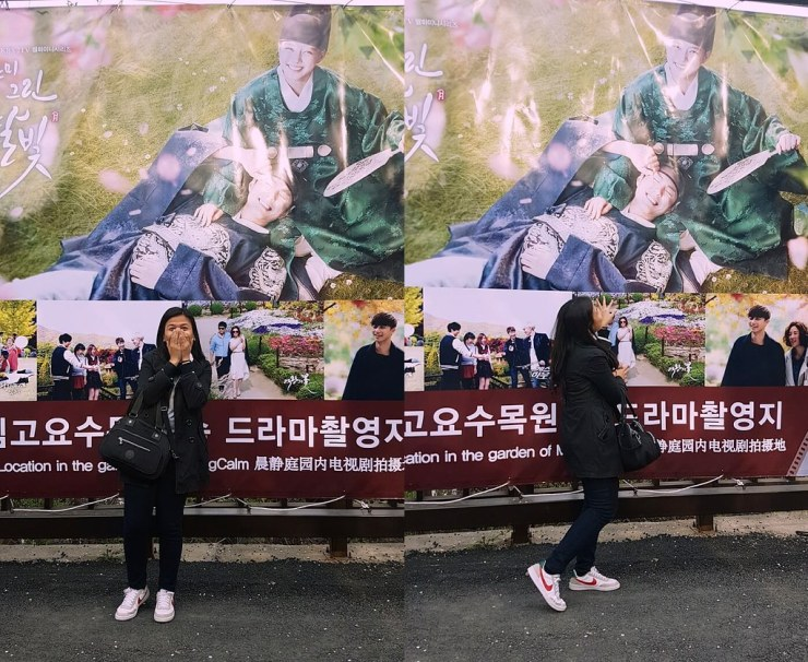 filming location of moonlight drawn by clouds