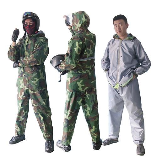 áo mưa bộ kiểu lính 2 lớp áo mưa quân đội Cần Thơ