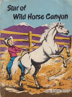 Star of Wild Horse Canyon by Clyde Robert Bulla | Equus Education