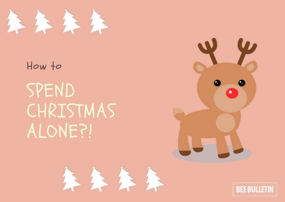 How to spend Christmas alone