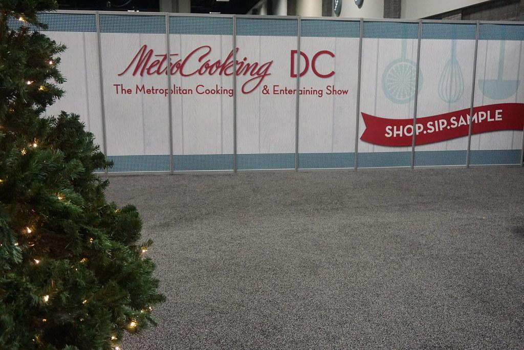 metrocooking dc 2017 entrance