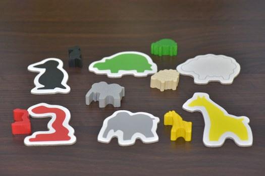 木質動物與動物指示物