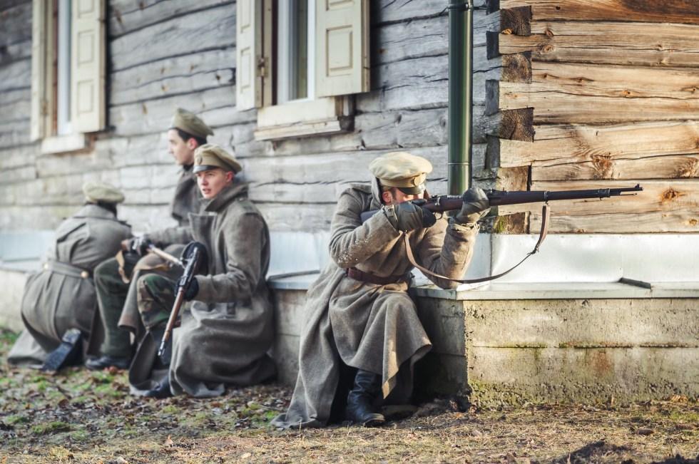 Christmas Battles 1916
