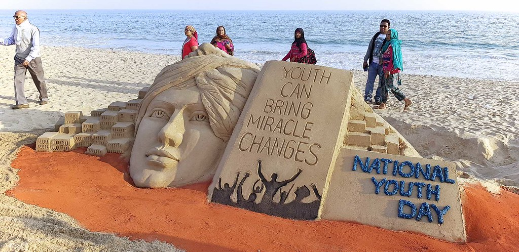 Youth Can bring Miracle Changes