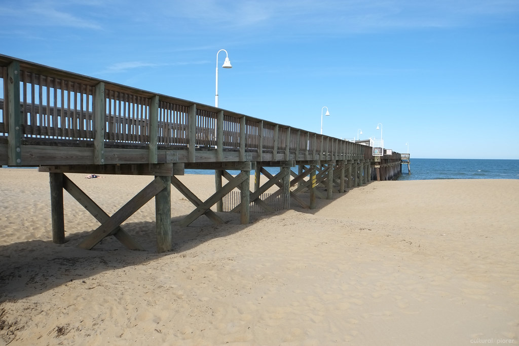 Little Island Fishing Pier Virginia Beach