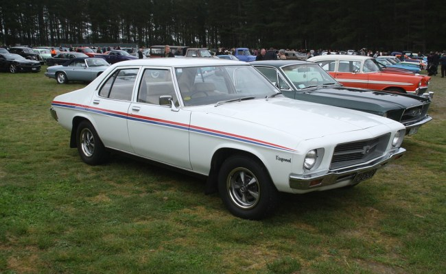 Hq Holden Kingswood 1974 Commonwealth Games Holden We