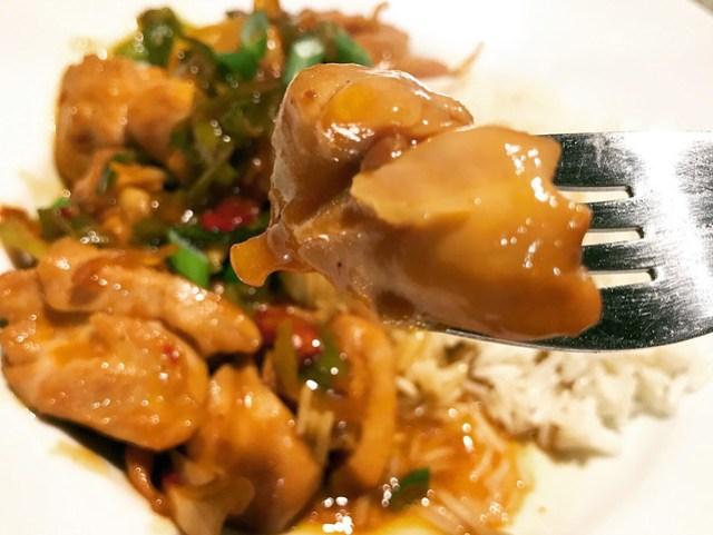 Pollo gong bao. koketo