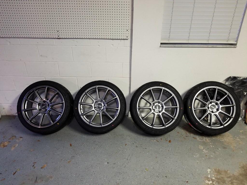 Falken Rt615k Tire Rack