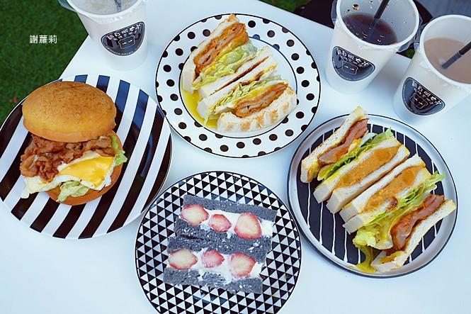 38694320150 0a1e9411f8 b - 翻白眼女孩 炭烤三明治   讓你飽到不要不要,都說是招牌了,還不點