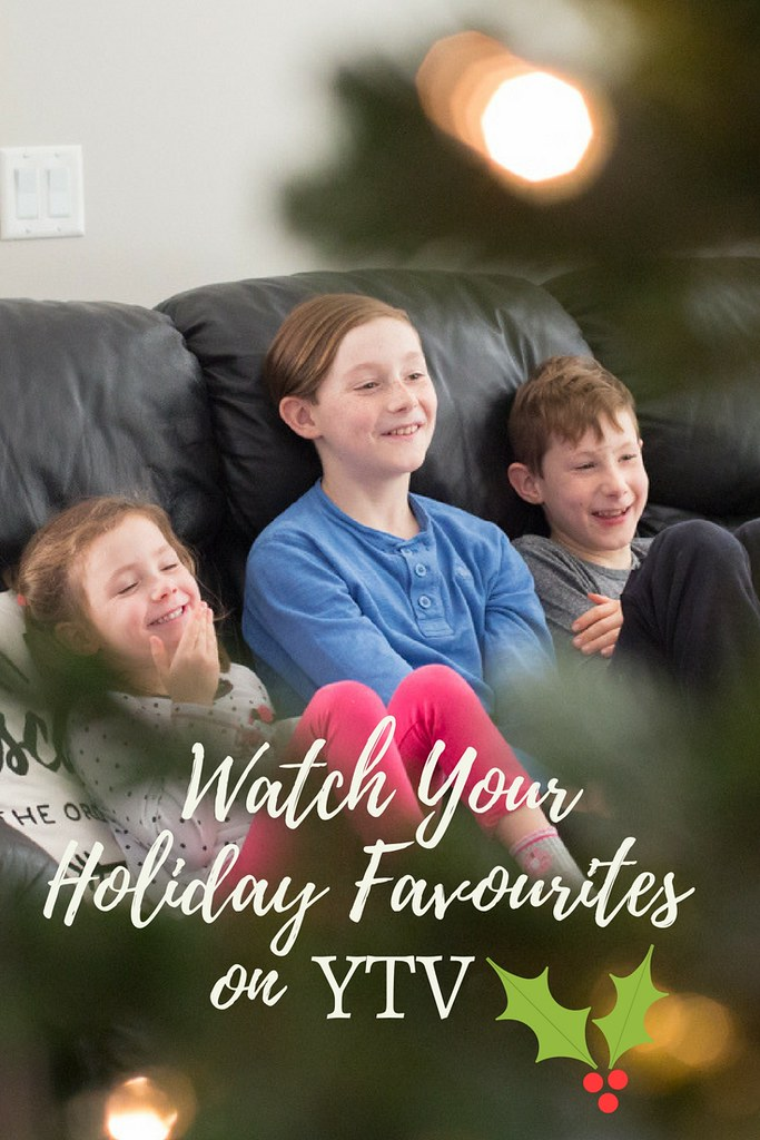Ytv Merry Everything : merry, everything, Nerdy, Watch, Holiday, Favourites