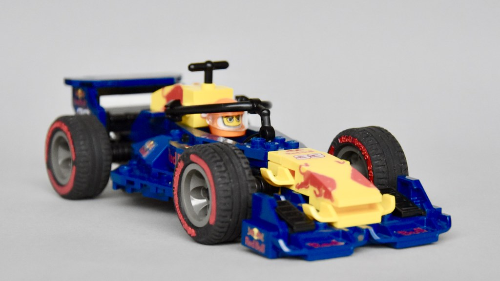 RB 14 2018 Lego Red Bull Racing Speed champions style MOC   Flickr