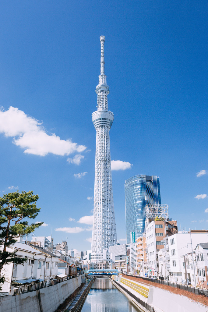 Tokyo Skytree 東京スカイツリー 8 Tokyo Skytree Keiseibashi