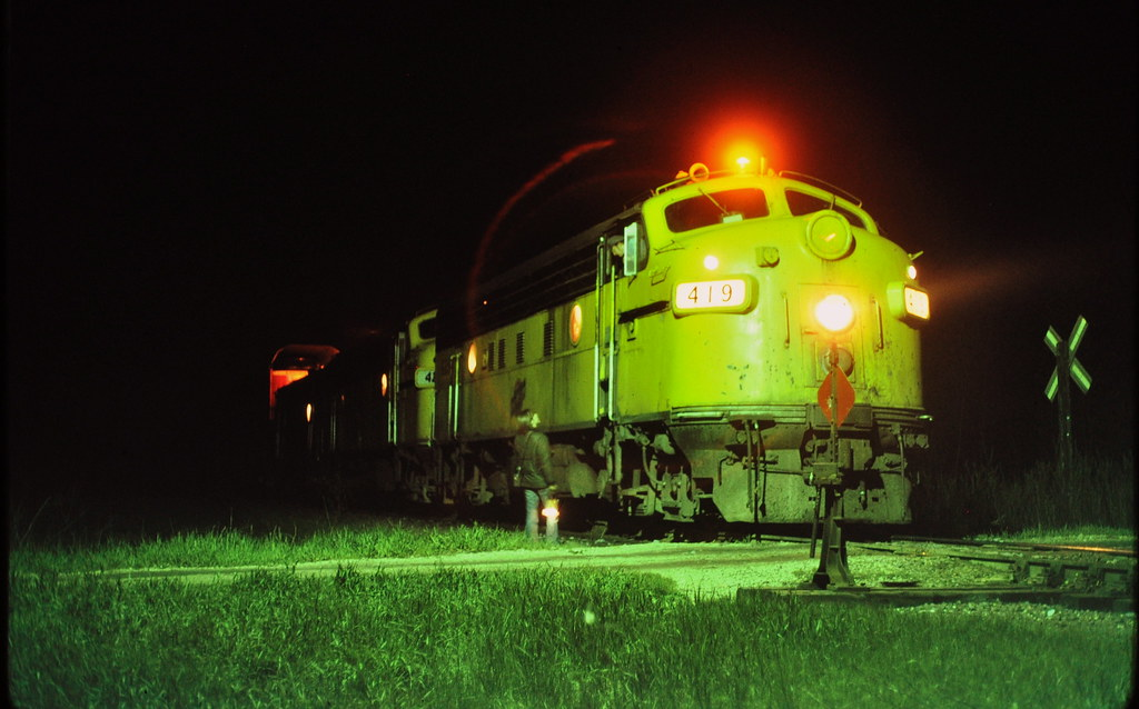 CNW Funits at West Chicago IL 1978  Its 100am Steve Smedl  Flickr