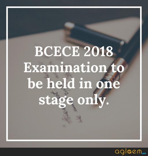 BCECE 2018