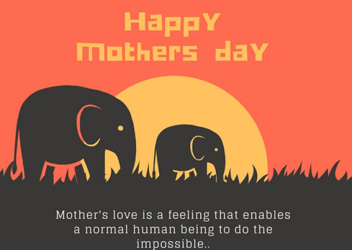 mothers day cards poems 2019