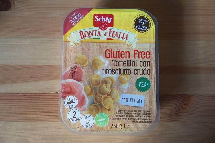 New Product: Gluten Free Schar Tortellini! - Kimi Eats ...