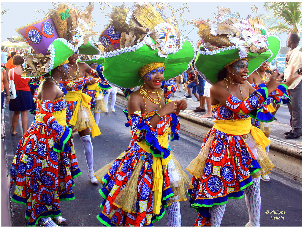 Carnaval  Guadeloupe  Philippe HELLOIN  Flickr