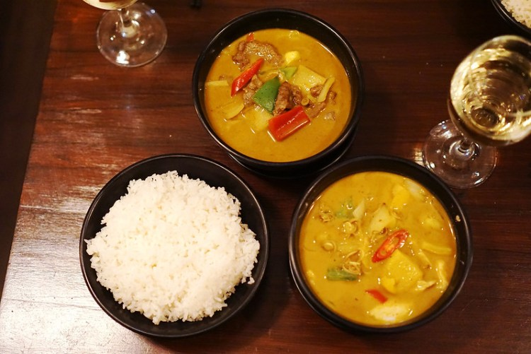 Vietnamese curries from Oa Comtam | gluten free Holloway & Finsbury Park guide | North London